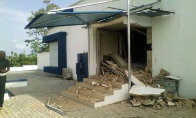 Four persons die during Ondo bank robbery