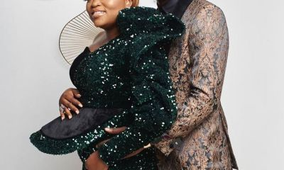 JJC Skillz declares love for Funke Akindele as he shares secrets to a happy marriage from an Imam