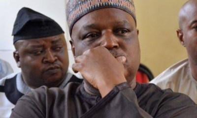 Supreme Court upholds conviction of former Taraba governor, Jolly Nyame