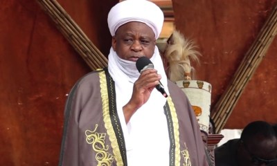 Sultan of Sokoto rejects Operation Shege Ka Fasa, blames northern elites