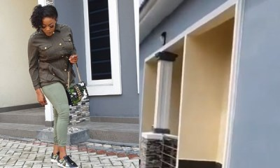 Eve Esin shows off her new house, dedicates it to her late mum