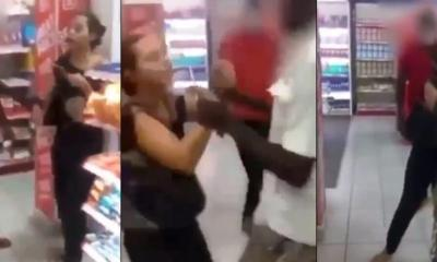 Asian woman dragged out of supermarket in Ghana for refusing to use hand sanitizer