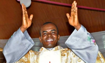 Father Mbaka reveals whooping amount he spends on charity monthly