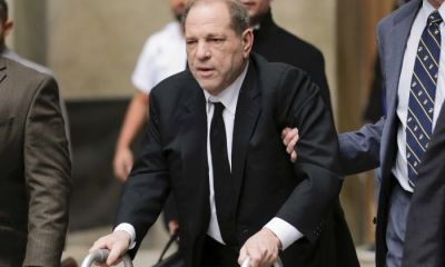 Harvey Weinstein contacts Coronavirus in US prison