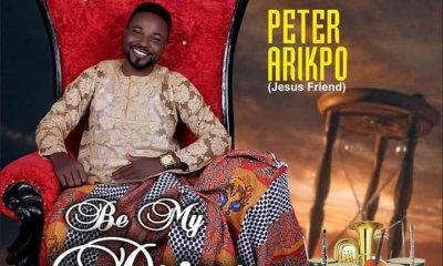 Peter Arikpo (Jesus Friend) – Be My Driver