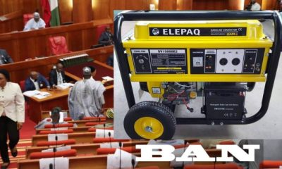 Bill seeking to jail importers of generator for 10 years passes first reading