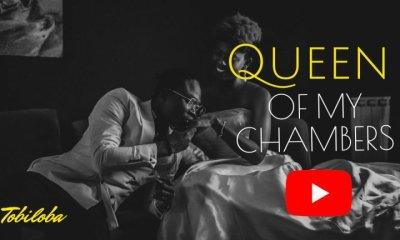 Video + Audio: Tobiloba – Queen Of My Chambers