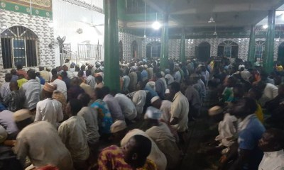 Over 300 Muslims gather at Agege Mosque, attack COVID-19 Taskforce