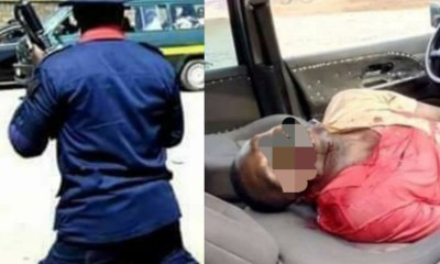 NSCDC officer shoots driver dead over bribe