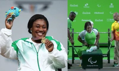 Nigerian Paralympics gold medalist Ndidi Nwosu dies of lung infection