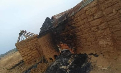 Seven persons hacked to death, houses burnt in Plateau LGA