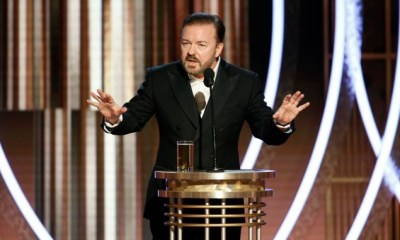 Ricky Gervais blasts mega-rich celebrities complaining about Coronavirus lockdown