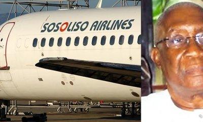 Sosoliso Chairman, Chief Victor Ikwuemesi dies of Coronavirus in UK