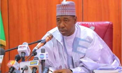 2023: Power should move to South, Zulum declares