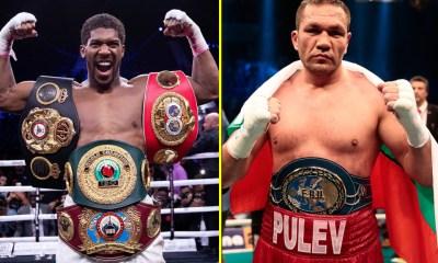 Anthony Joshua's fight against Kubrat Pulev pushed to October
