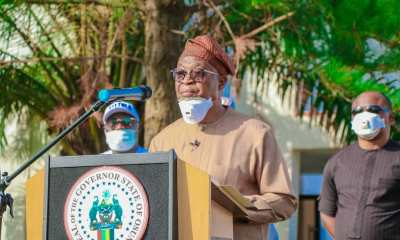 Osun discharges two Coronavirus patients