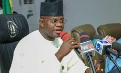 Kogi is the safest state in Nigeria, Gov Bello declares