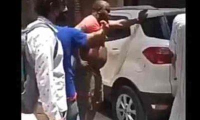 Moment Nigerian man is beaten to death in India topnaija.ng
