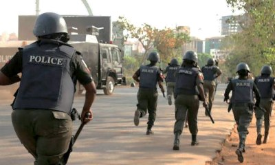 Police arrest notorious armed robbery suspect in Imo