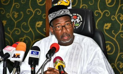 Bauchi government locks down 3 local government areas