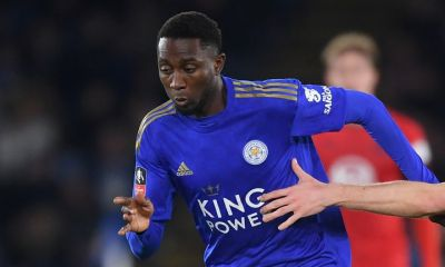 """Wilfred Ndidi opens up on his struggles growing up, """"I sold fruits"""""""