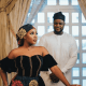 Davido's brother's wife reacts to alleged marriage crisis topnaija.ng