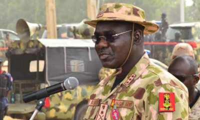 Family sues Army for arresting wife of soldier who lambasted Buratai