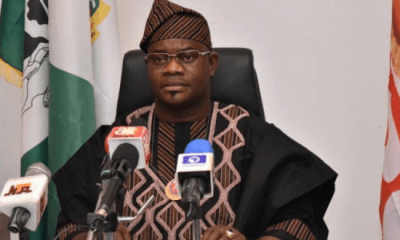 Yahaya Bello imposes lockdown on Kabba LGA over COVID-19 topnaija.ng