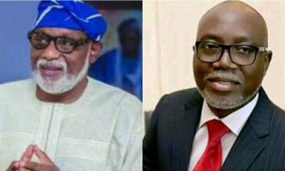 Akeredolu opts for ex-NDDC board member as running mate topnaija.ng