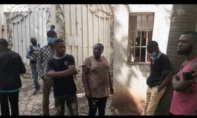 Chinese couple lock-up 8 Nigerian workers for 4 months in Abuja topnaija.ng