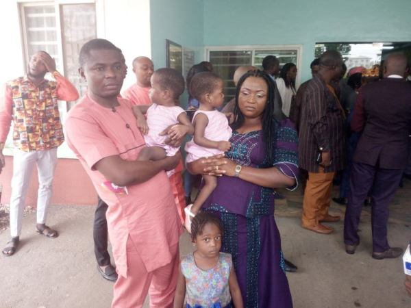 Conjoined twins separated in Nasarawa 3