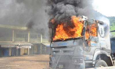 Dangote truck kills one, injures three after break failure topnaija.ng