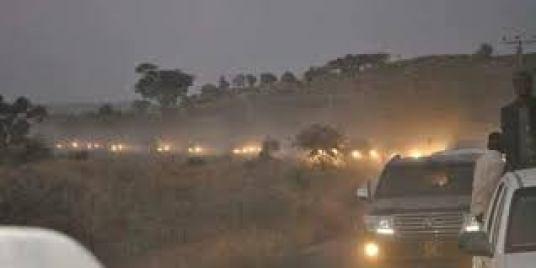 How Boko Haram attacked Borno governor's convoy topnaija.ng 2
