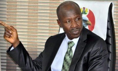Buhari suspends acting EFCC Chairman, Ibrahim Magu