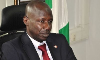 Buhari has approved Magu's suspension, AGF reveals