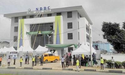 Civil society groups raise alarm over 'bulk withdrawal' from NDDC account topnaija.ng