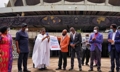 National Theatre handed over to CBN for rehabilitation topnaija.ng