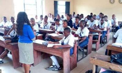 We can't resume, we don't want to die - Teachers reply FG