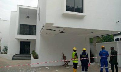 Lagos gas explosion leaves one dead, three injured topnaija.ng