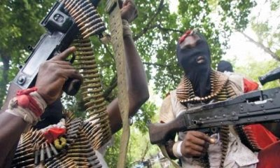 Unknown gunmen kidnap couple, farmer in Ondo-TopNaija.ng