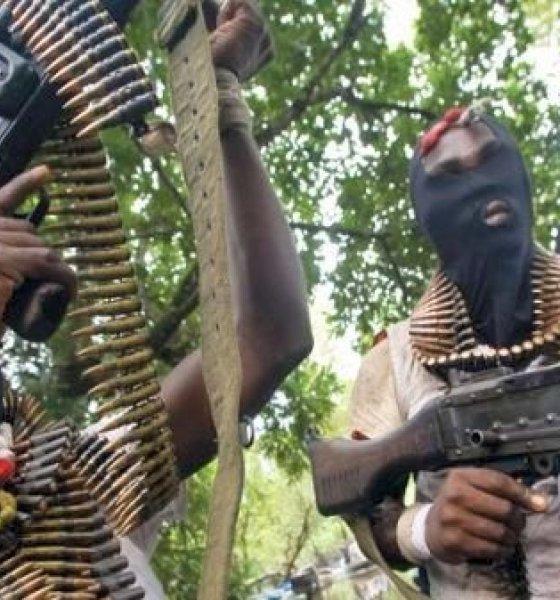 Armed bandits kidnap Police officer in Benin -TopNaija.ng