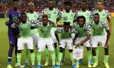 Super Eagles players fail to make Top 10 Most Valuable Players in Africa