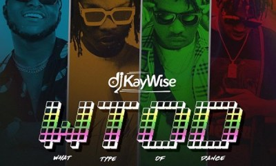 DJ Kaywise ft mayorkun WOTD