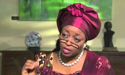 'Yahoo boys' have become role models in the society, Diezani laments