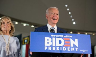 Joe Biden Democrats nomination