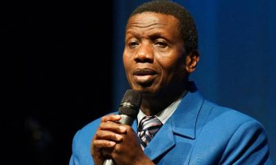 "During the programme themed, 'Wonderful', Adeboye, who preached on the topic, 'Seven Wonderful Things About God', said God is not a Father Christmas and as such, He can be ""wonderfully angry."