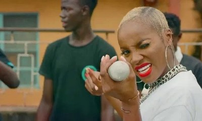 Seyi Shay – Tuale video