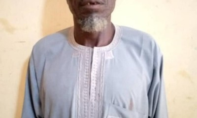 Man at 60 rapes neighbour's 5-year-old daughter in Bauchi