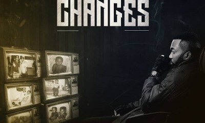 Rj The DJ – Changes Album