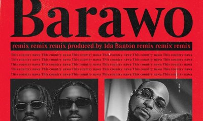Ajebo Hustlers Barawo Remix